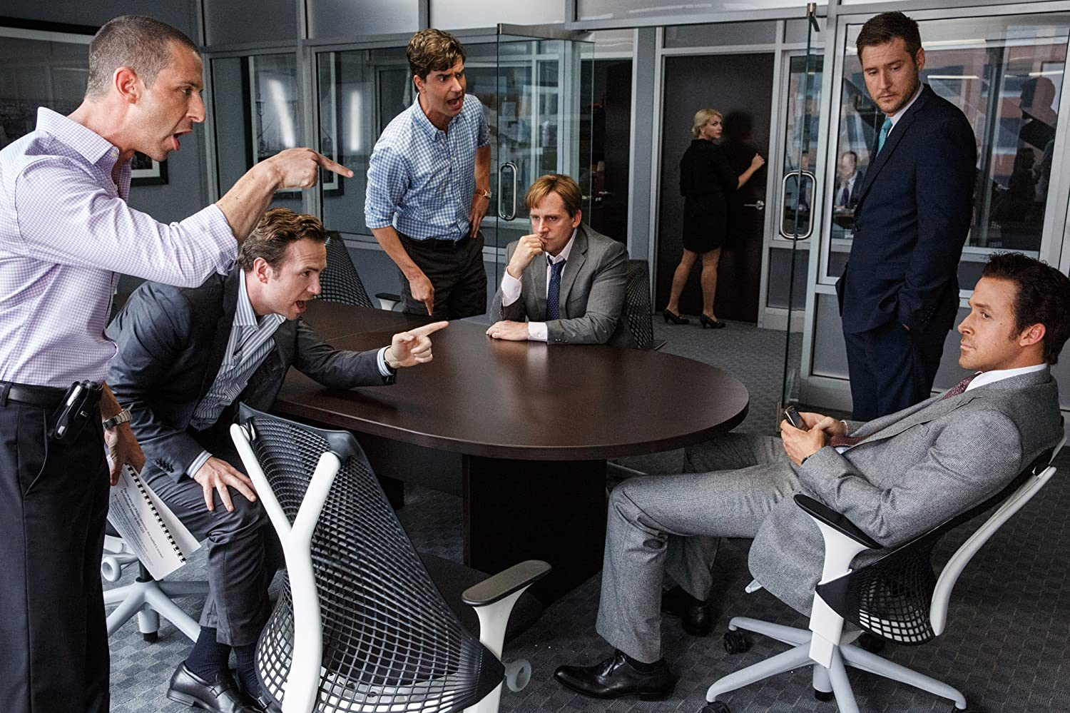 Denial During a Crisis: The Big Short