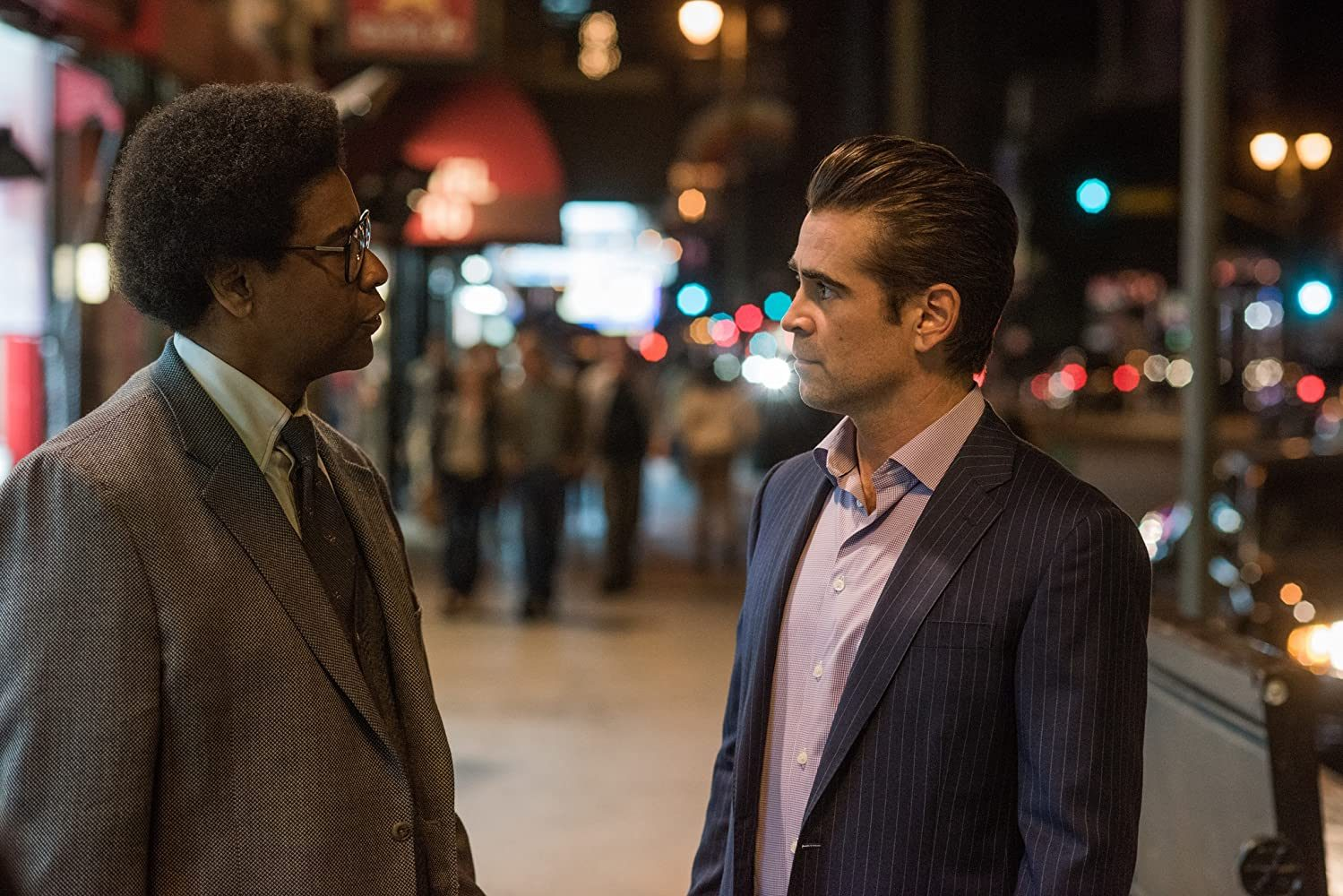 The Psyche of Entitlement: Roman J. Israel, Esq.